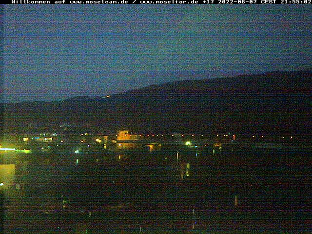 Aktuelle Webcam in Traben-Trarbach